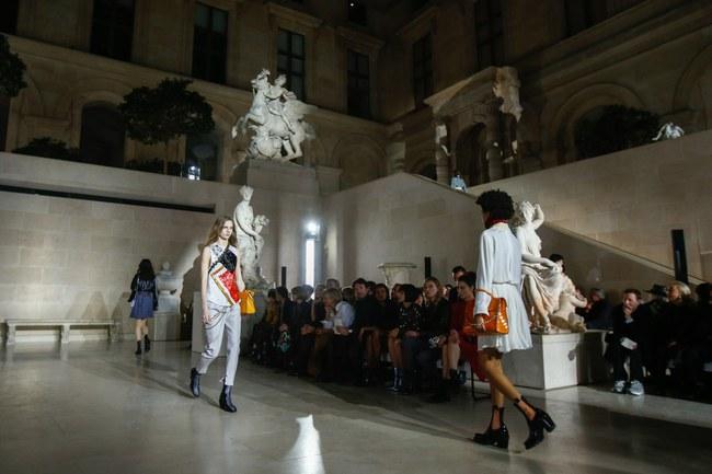 Đúng dự đoán, Dior out khỏi Top những bộ sưu tập xuất sắc nhất Tuần lễ thời trang Paris - Ảnh 26.