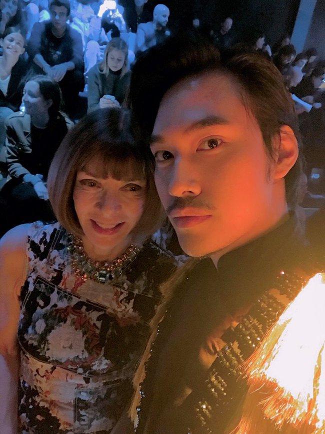 Lý Quí Khánh mang phong cách một mình một kiểu đến show diễn Dolce&Gabbana - Ảnh 5.
