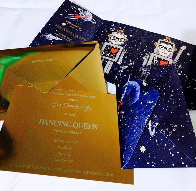 Lý Quí Khánh mang phong cách một mình một kiểu đến show diễn Dolce&Gabbana - Ảnh 3.