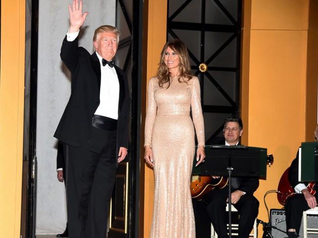 Trong lễ nhậm chức, bà Trump đã xào ngay phong cách thời trang của hai cựu Đệ nhất phu nhân! - Ảnh 6.