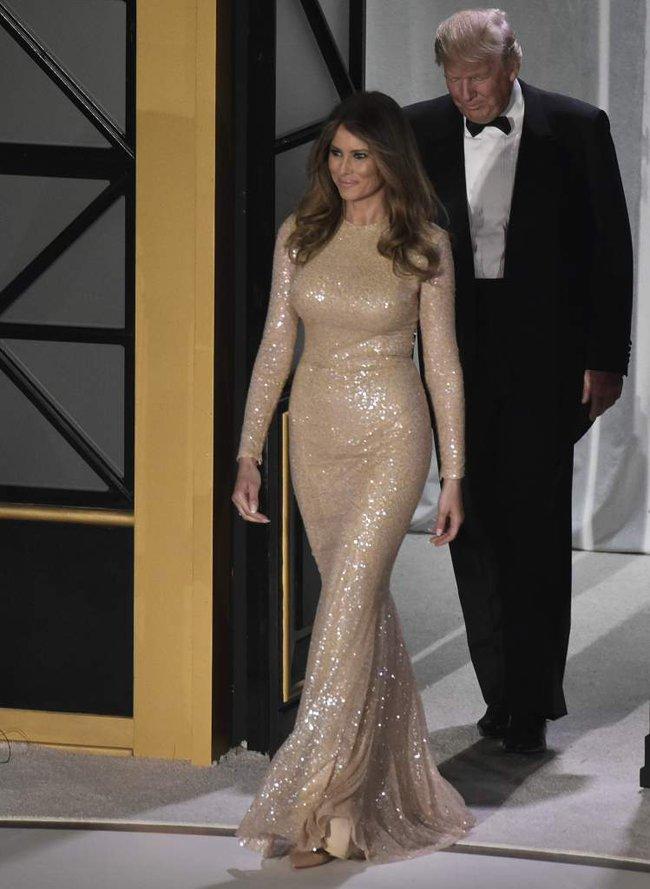 Trong lễ nhậm chức, bà Trump đã xào ngay phong cách thời trang của hai cựu Đệ nhất phu nhân! - Ảnh 7.