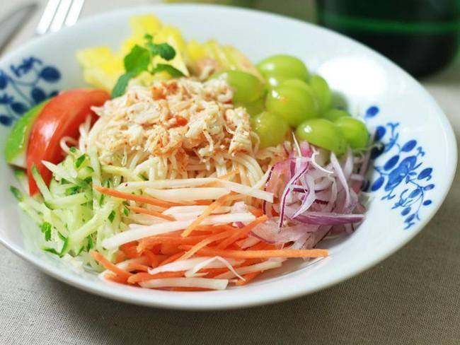 Mì lạnh kiểu Thái cực dễ làm cho bữa trưa ngày nóng - Ảnh 9.