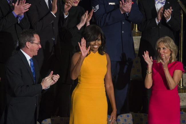 8 năm làm Đệ nhất phu nhân, bà Obama đã ảnh hưởng đến thời trang của nước Mỹ thế nào? - Ảnh 2.