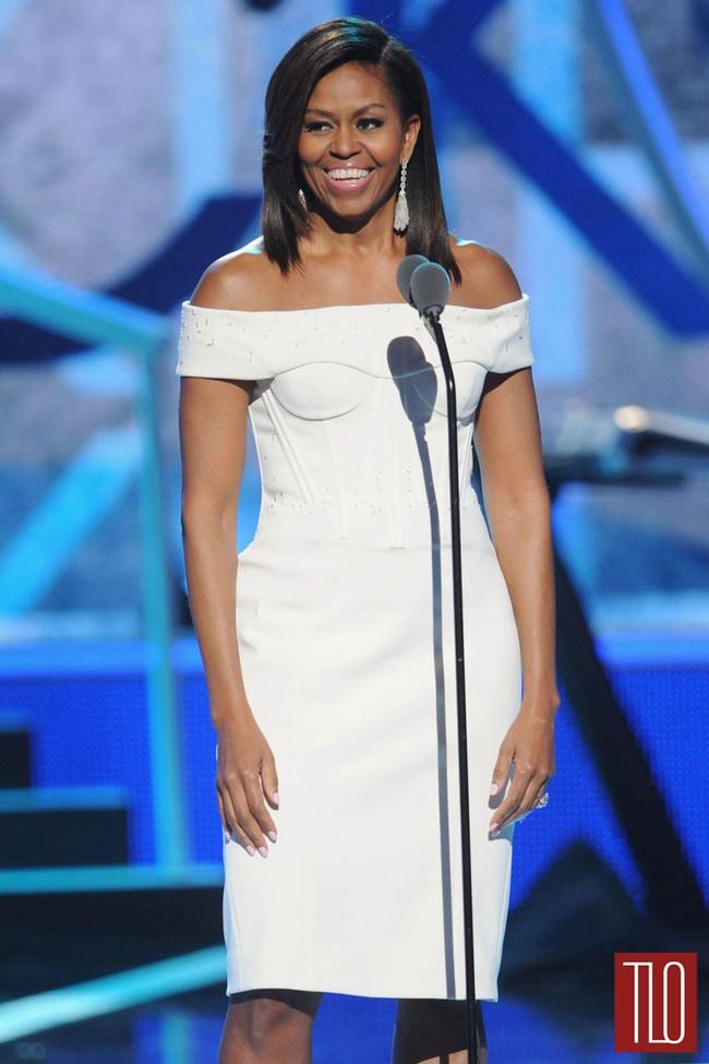 8 năm làm Đệ nhất phu nhân, bà Obama đã ảnh hưởng đến thời trang của nước Mỹ thế nào? - Ảnh 9.