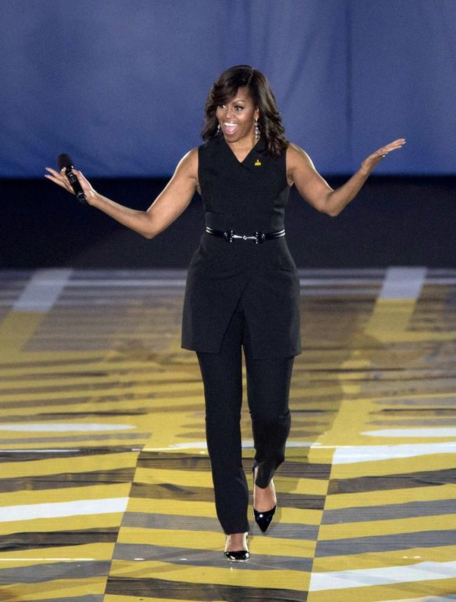 8 năm làm Đệ nhất phu nhân, bà Obama đã ảnh hưởng đến thời trang của nước Mỹ thế nào? - Ảnh 4.