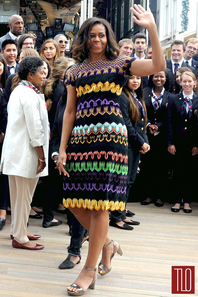 8 năm làm Đệ nhất phu nhân, bà Obama đã ảnh hưởng đến thời trang của nước Mỹ thế nào? - Ảnh 3.