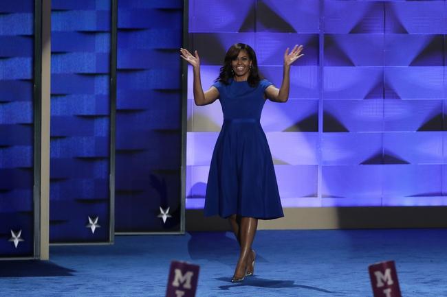 8 năm làm Đệ nhất phu nhân, bà Obama đã ảnh hưởng đến thời trang của nước Mỹ thế nào? - Ảnh 17.