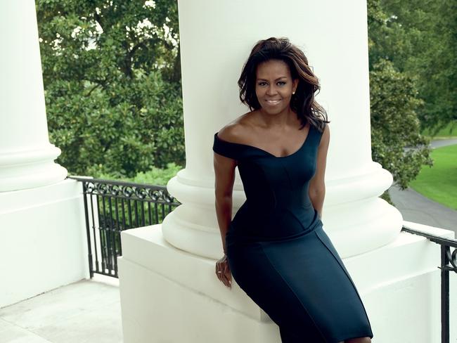 8 năm làm Đệ nhất phu nhân, bà Obama đã ảnh hưởng đến thời trang của nước Mỹ thế nào? - Ảnh 1.