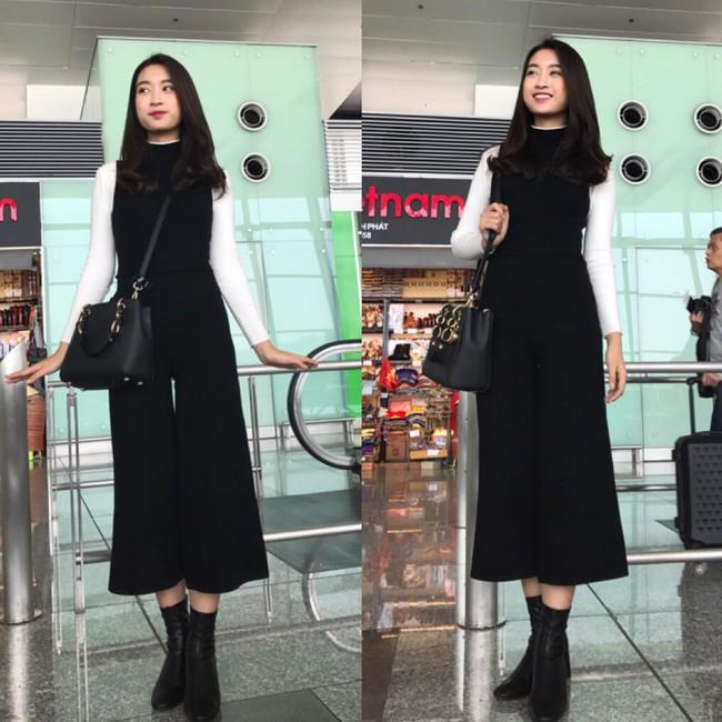 Đăng quang hơn 1 năm, cả gia tài hàng hiệu của Hoa hậu Mỹ Linh vẫn chỉ vỏn vẹn... 2 chiếc túi - Ảnh 1.