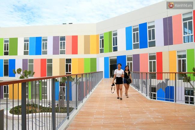 Không cần đi đâu xa xôi, Việt Nam cũng có rất nhiều ngôi trường với kiến trúc siêu ấn tượng! - Ảnh 10.