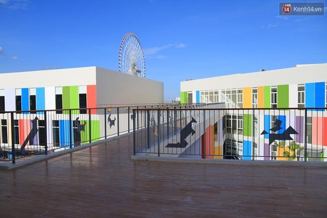 Không cần đi đâu xa xôi, Việt Nam cũng có rất nhiều ngôi trường với kiến trúc siêu ấn tượng! - Ảnh 11.