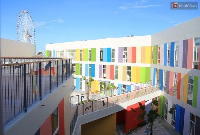 Không cần đi đâu xa xôi, Việt Nam cũng có rất nhiều ngôi trường với kiến trúc siêu ấn tượng! - Ảnh 9.