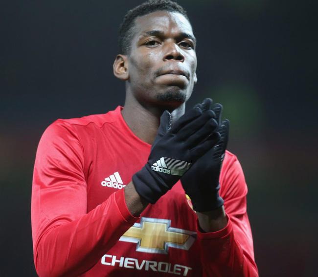 Bom tấn Paul Pogba đen nhất Man Utd - Ảnh 1.