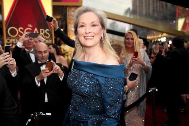 Bị chê rẻ tiền, Meryl Streep đáp trả mạnh mẽ lại Chanel: Dối trá! - Ảnh 1.