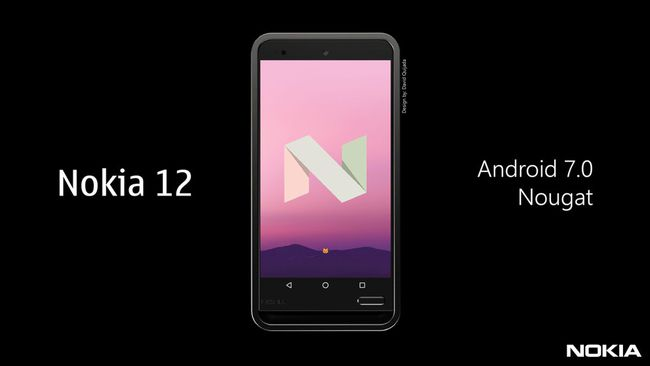 Nokia mà tung ra smartphone đẹp mướt mắt thế này thì thế giới sẽ điên đảo ngay - Ảnh 1.