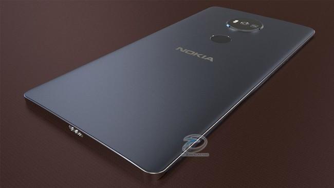 Cận cảnh ý tưởng smartphone Nokia đẹp đến nao lòng - Ảnh 7.