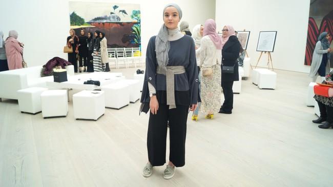 Nếu bạn thắc mắc phụ nữ Hồi giáo mặc gì đi dự Fashion Week, thì đây là giải đáp cho bạn - Ảnh 5.