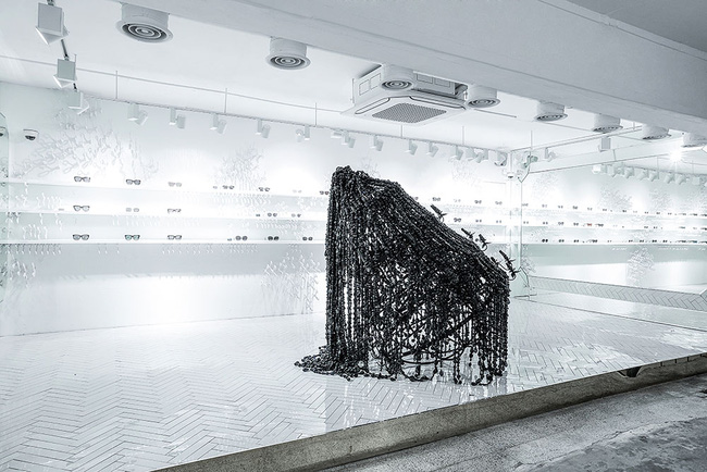 Từ New York, Hongkong đến Seoul: Mỗi nơi bạn đến là một lần bạn phải WOW với store của Gentle Monster! - Ảnh 45.