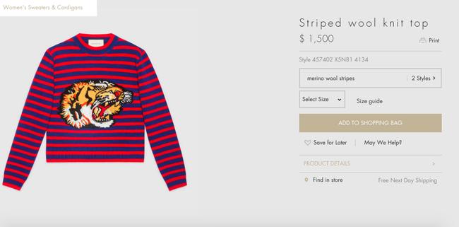 Fan tá hỏa khi nhận ra chiếc áo len tưởng vài trăm ngàn của IU lại có giá hẳn mấy chục triệu đồng! - Ảnh 3.
