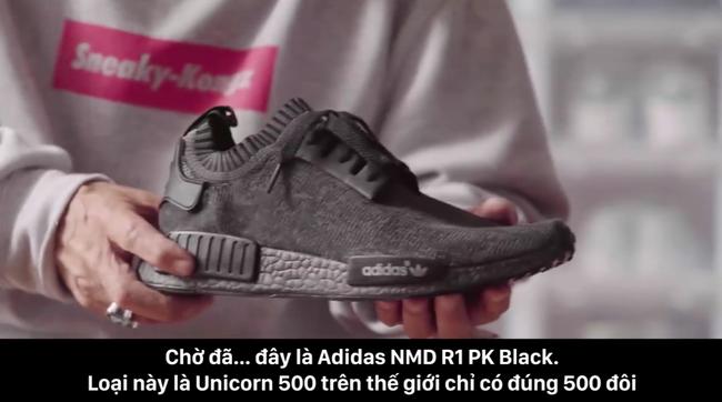 Clip hot: Tay chơi sneaker đỉnh nhất thế giới hóa ra đã đáng tuổi ông của bạn! - Ảnh 4.