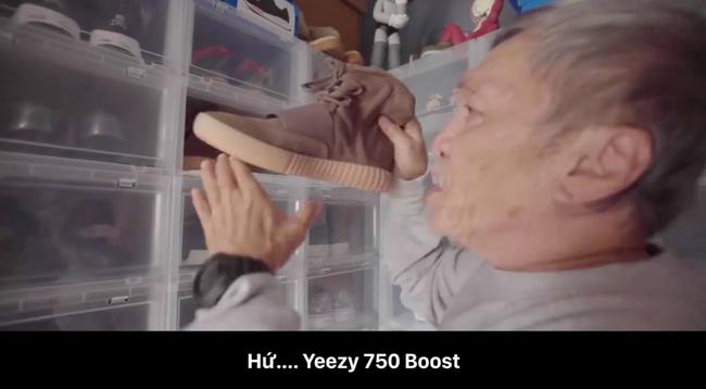 Clip hot: Tay chơi sneaker đỉnh nhất thế giới hóa ra đã đáng tuổi ông của bạn! - Ảnh 5.