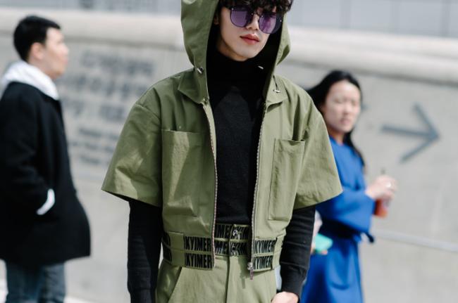 Seoul Fashion Week: nơi duy nhất mà street style phái mạnh trưng trổ đè bẹp cả cánh chị em! - Ảnh 23.