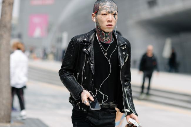 Seoul Fashion Week: nơi duy nhất mà street style phái mạnh trưng trổ đè bẹp cả cánh chị em! - Ảnh 14.