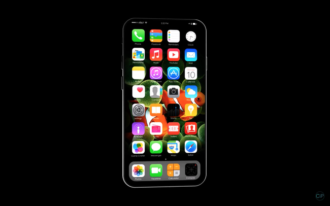 Apple mà tung ra iPhone 8 đẹp thế này thì biết bao con tim phải lạc nhịp - Ảnh 2.