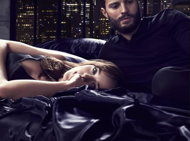 Ngọt ngào những bài học tình yêu trong Fifty Shades Darker - Ảnh 5.