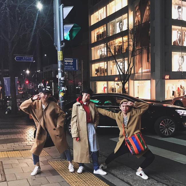 Sơn Tùng và team Phí Phương Anh - Hoàng Ku chuẩn bị tung hoành tại Seoul Fashion Week - Ảnh 11.