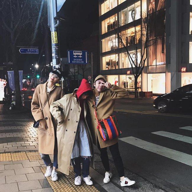 Sơn Tùng và team Phí Phương Anh - Hoàng Ku chuẩn bị tung hoành tại Seoul Fashion Week - Ảnh 12.
