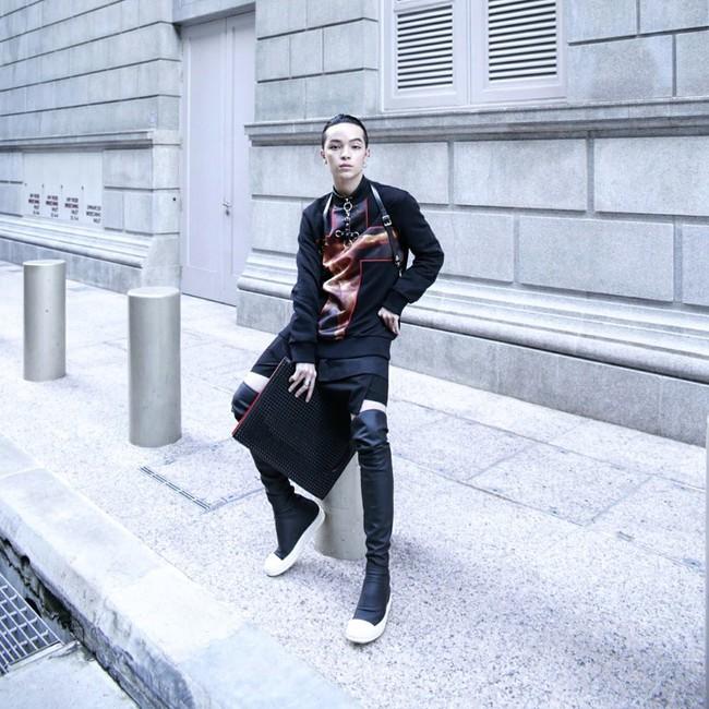 Sơn Tùng, Tóc Tiên, Hoàng Ku, Kelbin Lei... đều góp mặt tại Seoul Fashion Week mùa này - Ảnh 4.