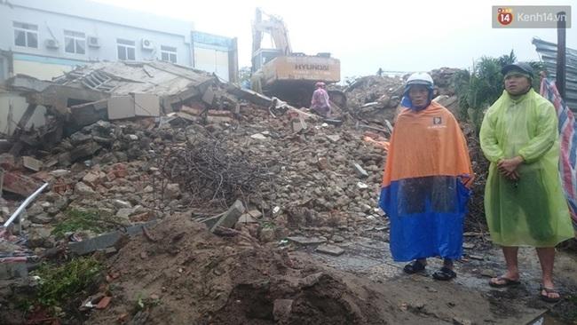 Sập tòa nhà trụ sở cũ của báo Đà Nẵng khi tháo dỡ, 2 người tử vong - Ảnh 5.