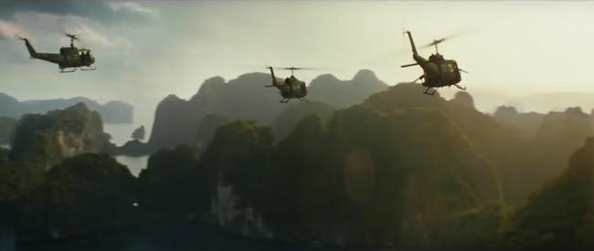 Kong: Skull Island - Việt Nam rất đẹp, và chỉ thế thôi... - Ảnh 4.