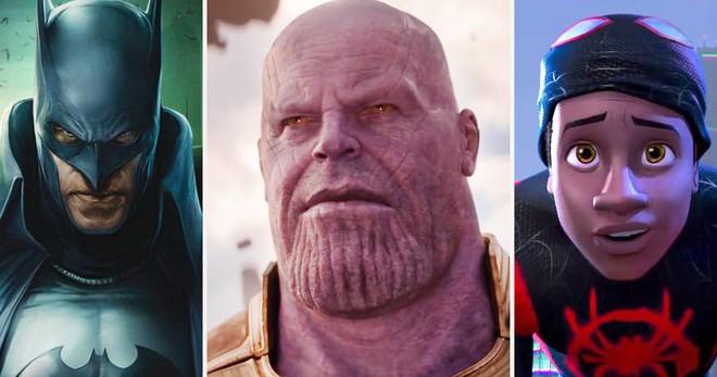 Năm 2018 tràn ngập siêu anh hùng khuấy đảo phòng vé với 14 tựa phim, bạn sẵn sàng chưa? - Ảnh 1.