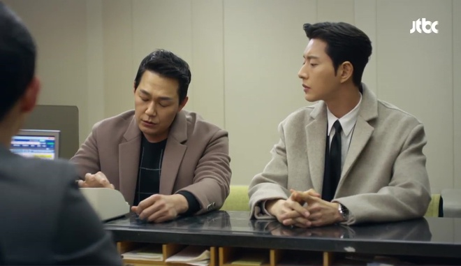 Man to Man: Xuất hiện chỉ 1 phút, Song Joong Ki vẫn lu mờ cả Park Hae Jin! - Ảnh 3.