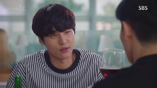 Nhiệt Độ Tình Yêu: Fan phát điên vì Seo Hyun Jin được trai trẻ bế lên sofa - Ảnh 10.