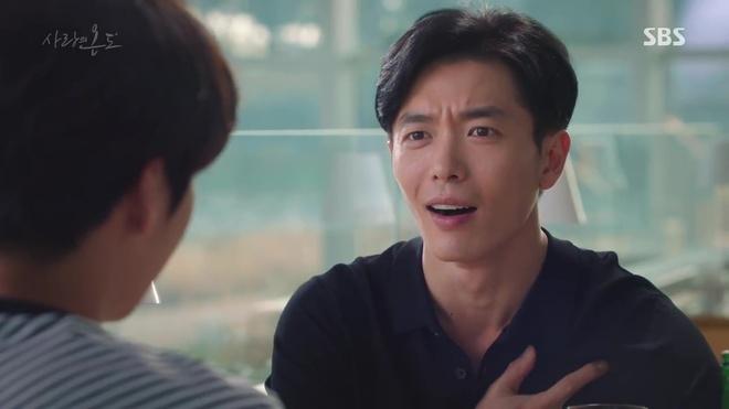 Nhiệt Độ Tình Yêu: Fan phát điên vì Seo Hyun Jin được trai trẻ bế lên sofa - Ảnh 11.