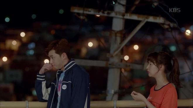 HOT: Náo loạn trước cảnh giường chiếu của Park Seo Joon và Kim Ji Won! - Ảnh 16.