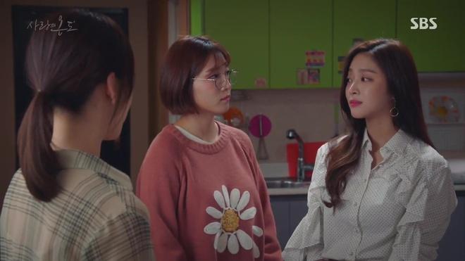 Nhiệt Độ Tình Yêu: Fan phát điên vì Seo Hyun Jin được trai trẻ bế lên sofa - Ảnh 18.
