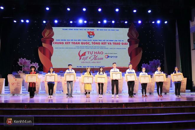 Cuộc thi Tự hào Việt Nam 2017 gọi tên quán quân Hà Việt Hoàng - Ảnh 1.