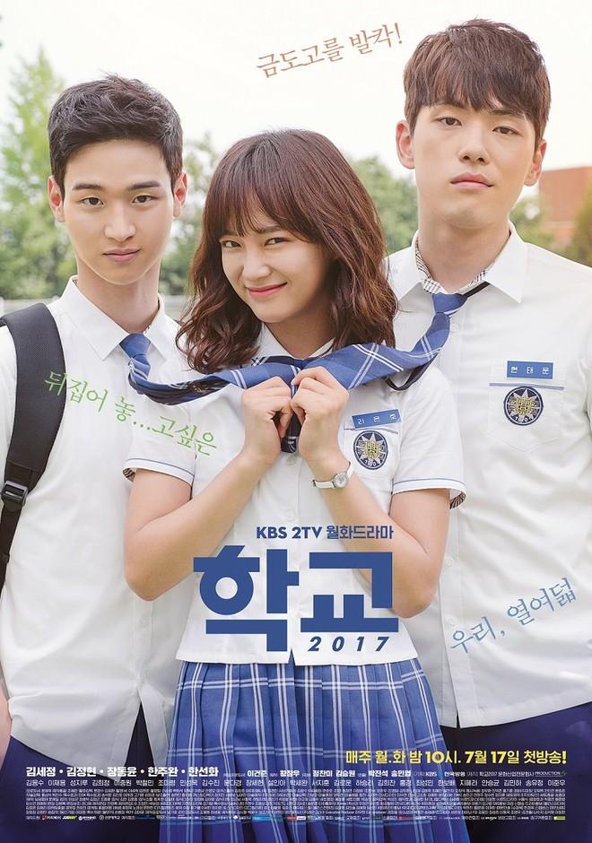 """Sau tập 1: """"School 2017"""" bị chê tơi tả, Yoona bất ngờ được khen hết lời - Ảnh 1."""