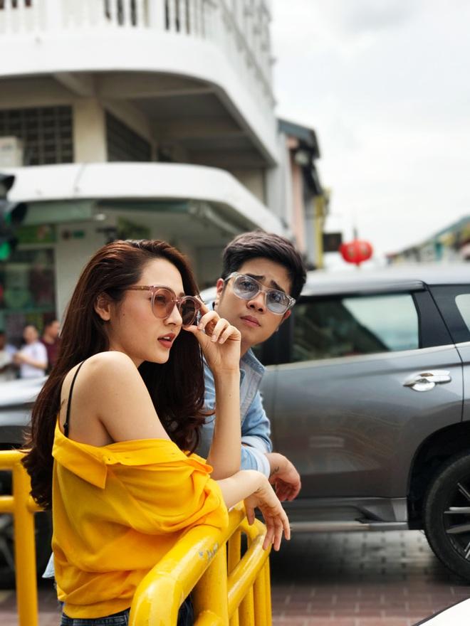 Bảo Anh - Bùi Anh Tuấn kết hợp quay MV mới tại Thái Lan, gửi gắm thông điệp tuổi trẻ sống hết mình - Ảnh 3.