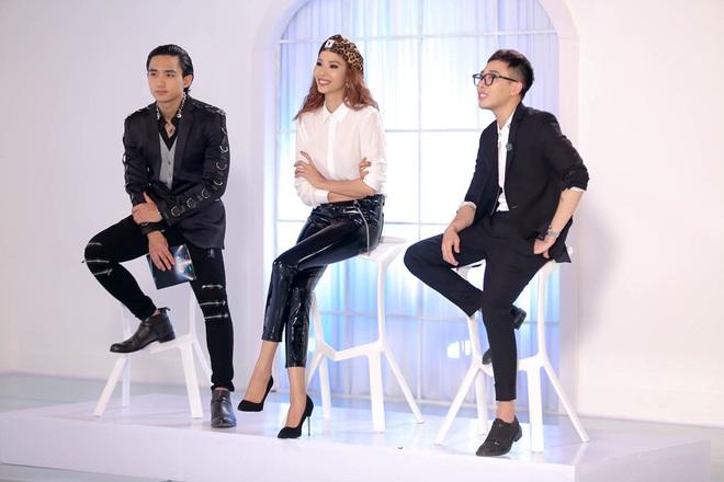 Tập 2 The Face: Stylist Hoàng Ku bất đồng quan điểm với Hoàng Thùy, phát biểu khó có thể hợp tác với Thùy trong vai trò stylist và nghệ sỹ - Ảnh 1.