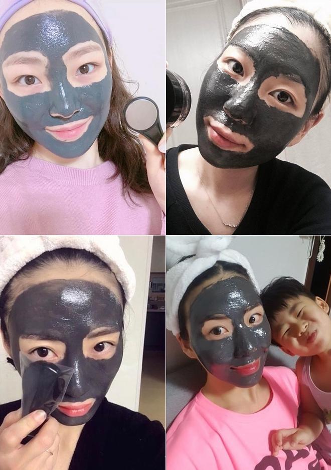 Cách sử dụng hay ho lại làm da mặt căng bóng tức thì, bảo sao mặt nạ từ tính hot hòn họt tại châu Á - Ảnh 3.