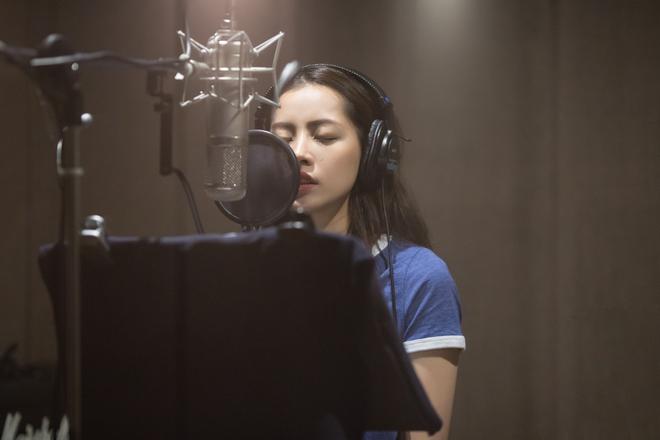 Hiện tại Chi Pu đang có kế hoạch dài hơi với ca hát sau 3 năm tập luyện.