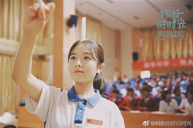 Cuối cùng Lâm Dương cũng biết được Châu Châu đã tha thứ cho mình từ lâu phim Xin chào ngày xưa ấy