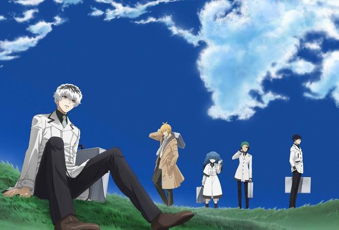 2018 sẽ gây nức lòng fan anime bởi sự tái xuất của 10 thương hiệu lẫy lừng - Ảnh 2.