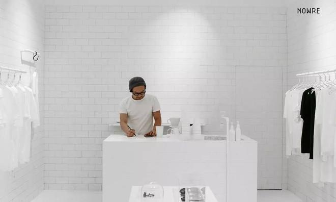 Bắt chước Nhật Bản, Trung Quốc cũng có một shop chỉ bán toàn áo phông trắng sở hữu cái tên kỳ quái:     - Ảnh 10.
