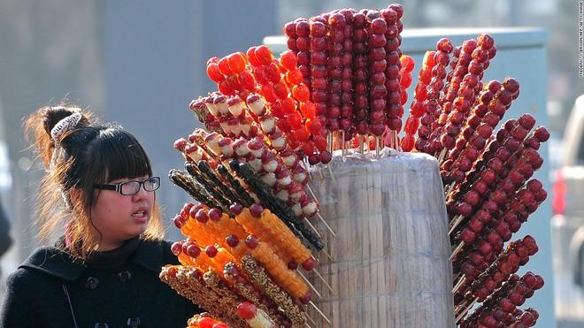 Vài điểm thú vị về món kẹo hồ lô thường thấy trên phim cổ trang Trung Quốc - Ảnh 3.